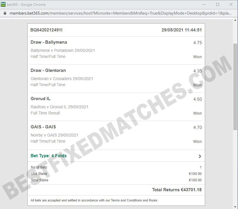 REAL SOCCER BETTING TIPS 100% BEST